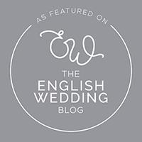 Hayley Jayne Wedddings & Events featured on The English Wedding Blog