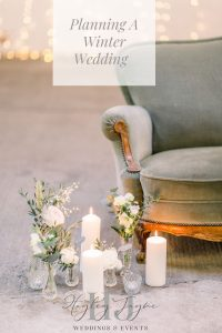 Soft Candle Light With Velvet Sofa | Essex Wedding Planner