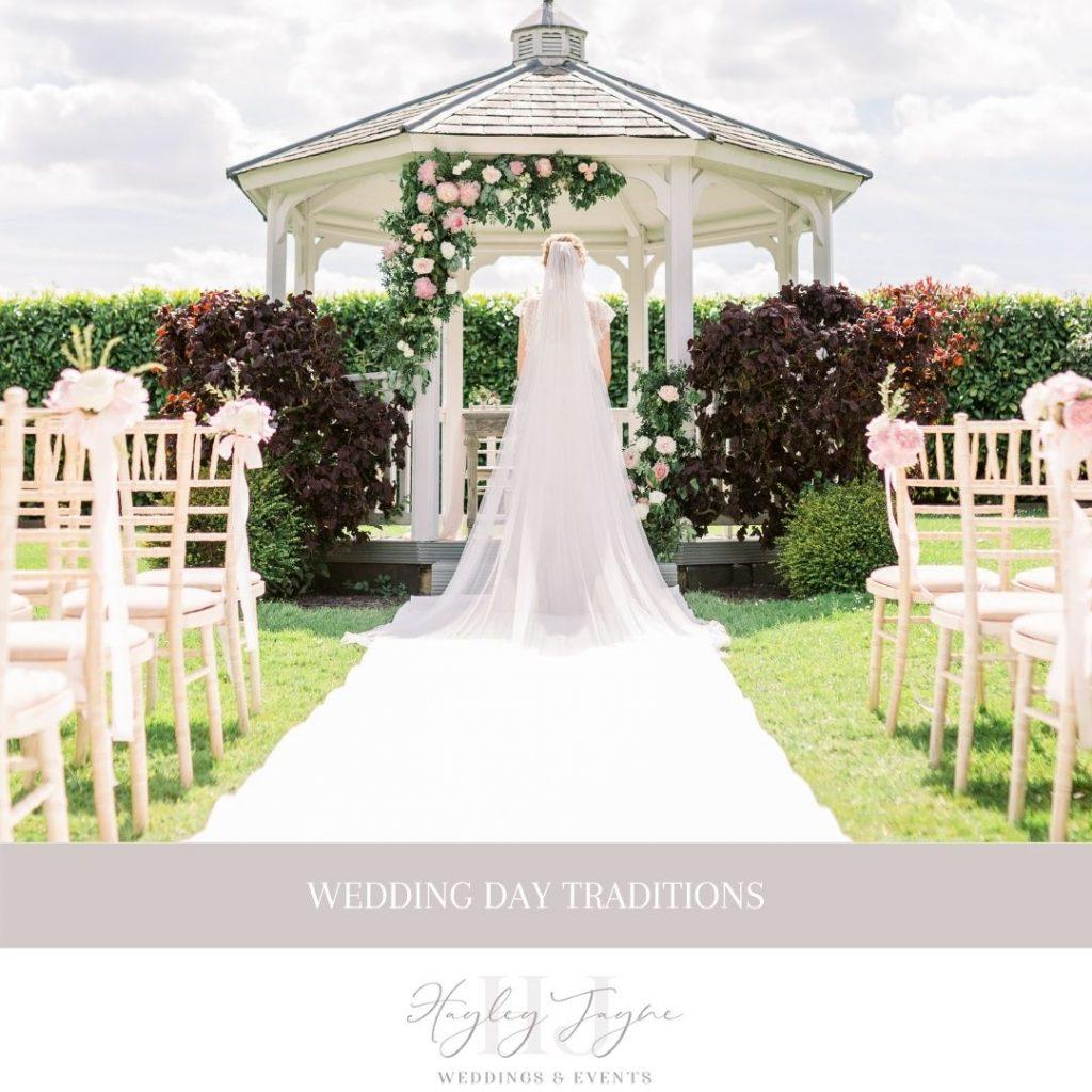 Wedding Day Traditions | Essex Wedding Planner