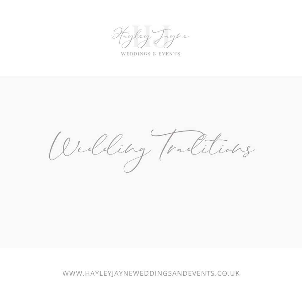 Wedding Traditions | Essex Wedding Planner