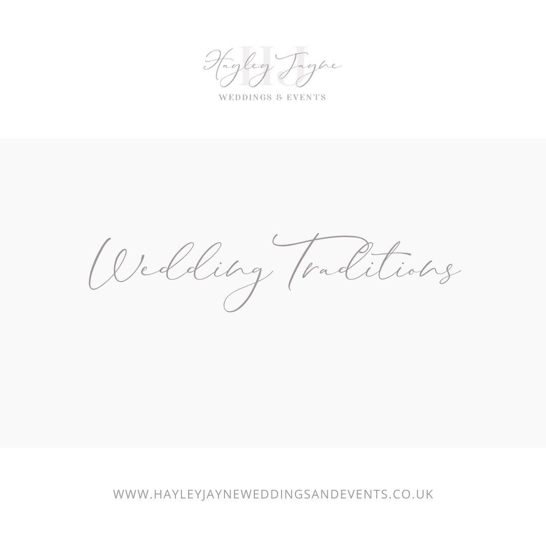 Wedding Traditions | Essex Wedding Planner