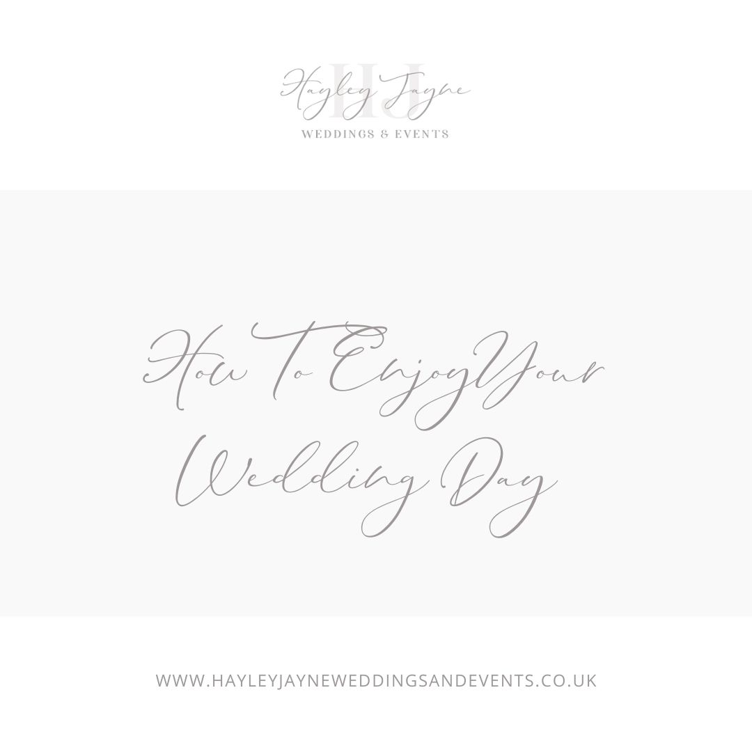Copy of Wedding Day Timings