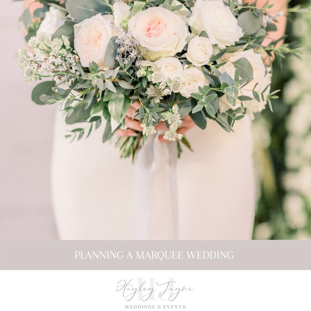 Planning a marquee wedding   Essex Wedding planner