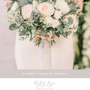 Planning a marquee wedding | Essex Wedding planner