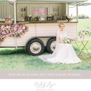 How much alcohol do I need for my wedding   Essex Wedding planner