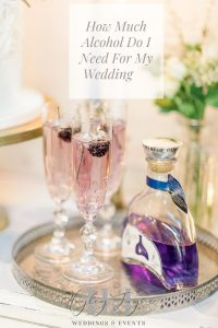 How Much Alcohol is needed for your wedding day | Essex Wedding Planner