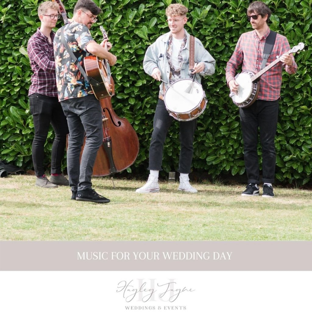 Music For Your Wedding Day | Essex Wedding Planner
