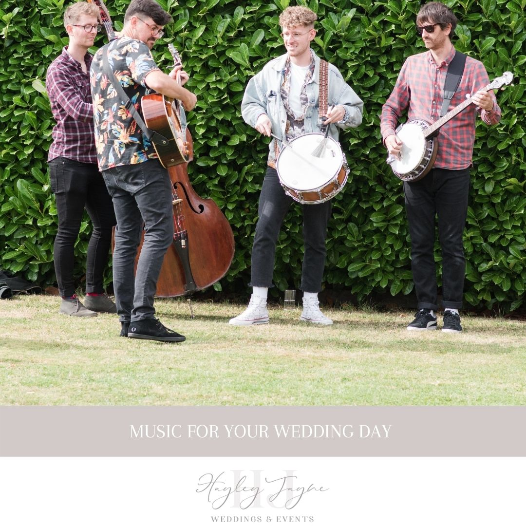 Music For Your Wedding Day | Essex Wedding Planner