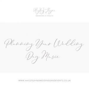Planning Your Wedding Day Music | Essex Wedding Planner
