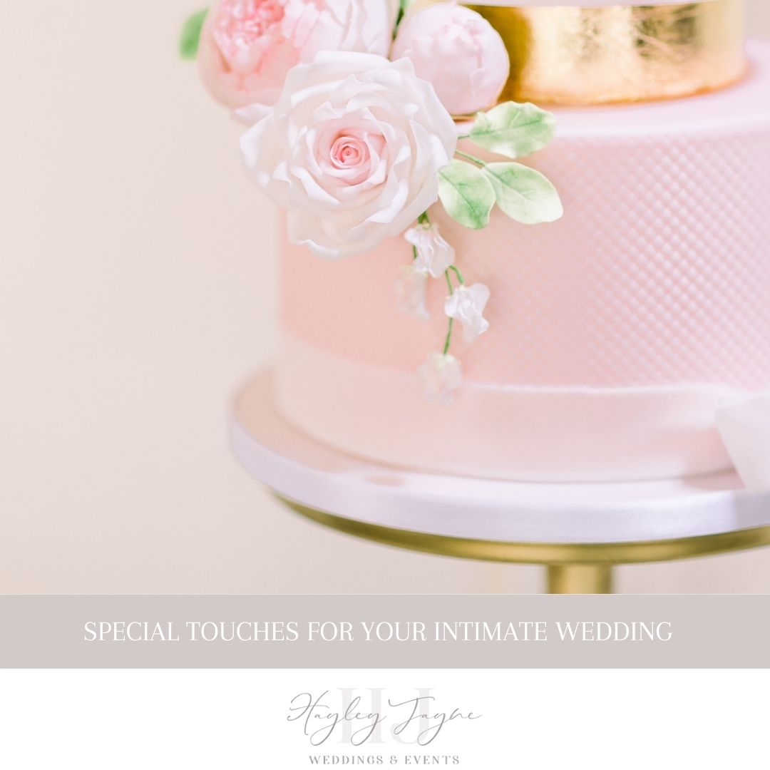 Special Touches For Your Wedding Day | Essex Wedding Planner