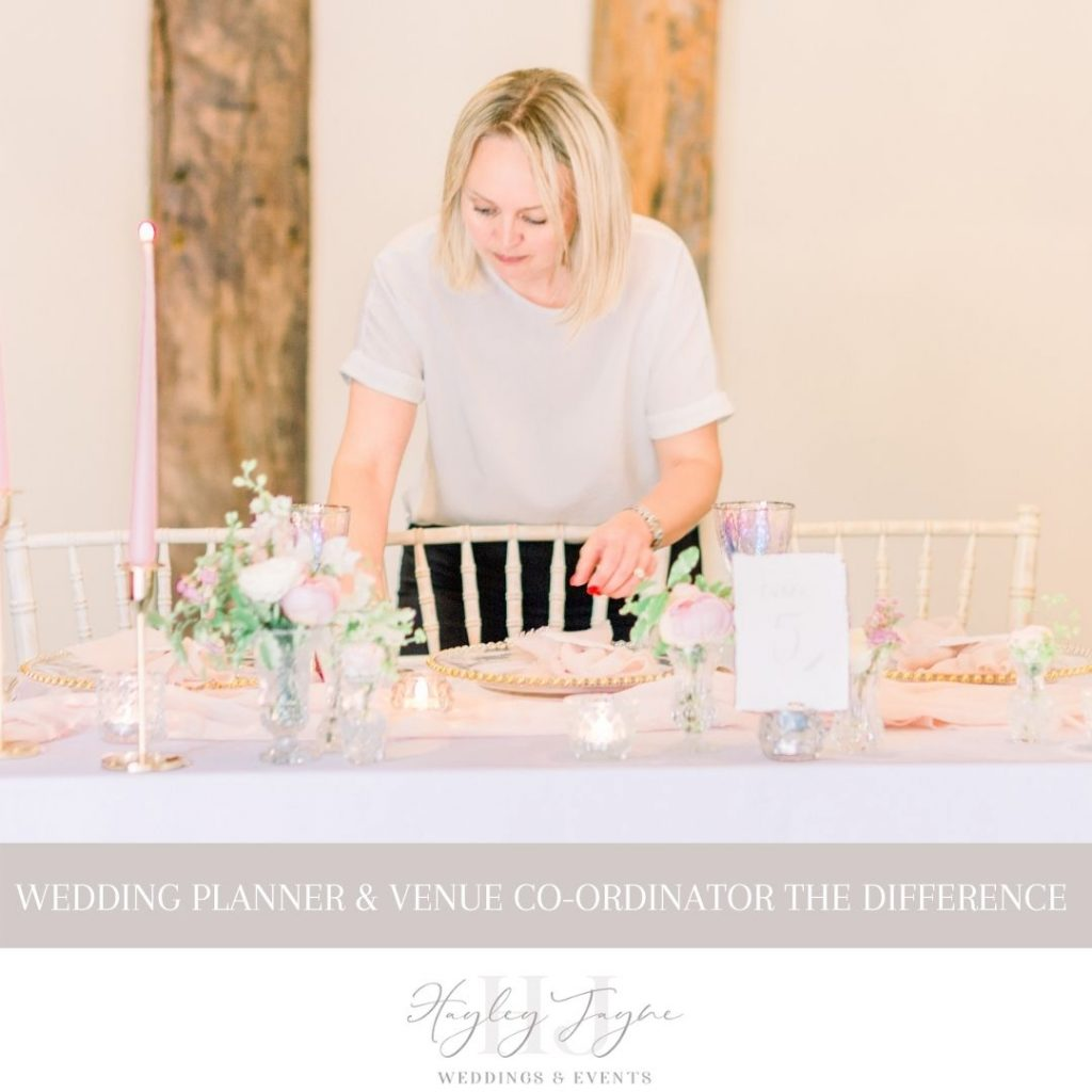 Wedding Planner v Co-ordinator | Essex Wedding Planner