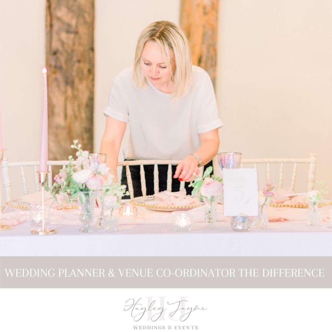 Wedding Planner v Co-ordinator | Essex Wedding Planner
